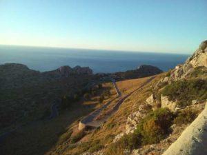 Cube Canyon Giant Mallorca